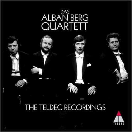 Alban Berg Quartett ABQ 1971-1996 25th Anniversary Edition
