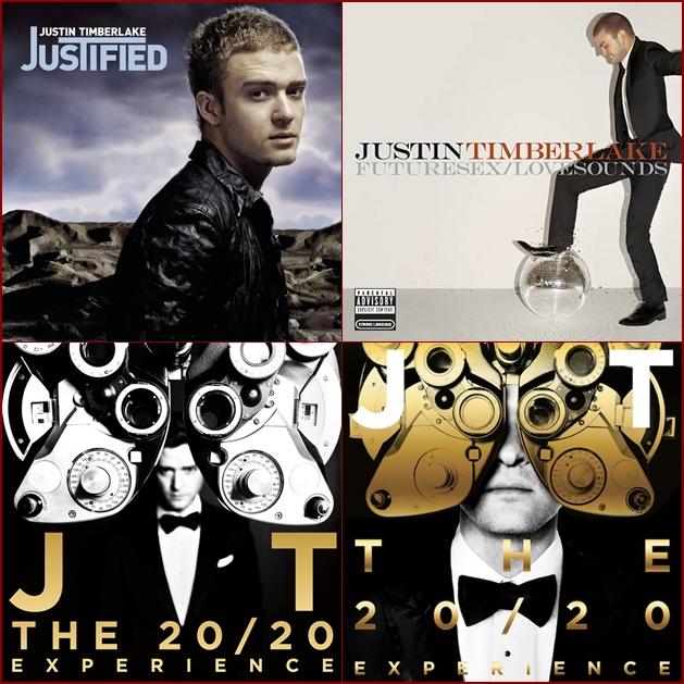 Futuresex Lovesounds Deluxe Version Justin Timberlake: Justin Timberlake [ 저스틴 팀버레이크 ]