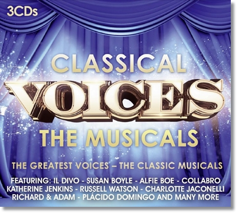 Va classical voices the musicals - Il divo bring him home ...