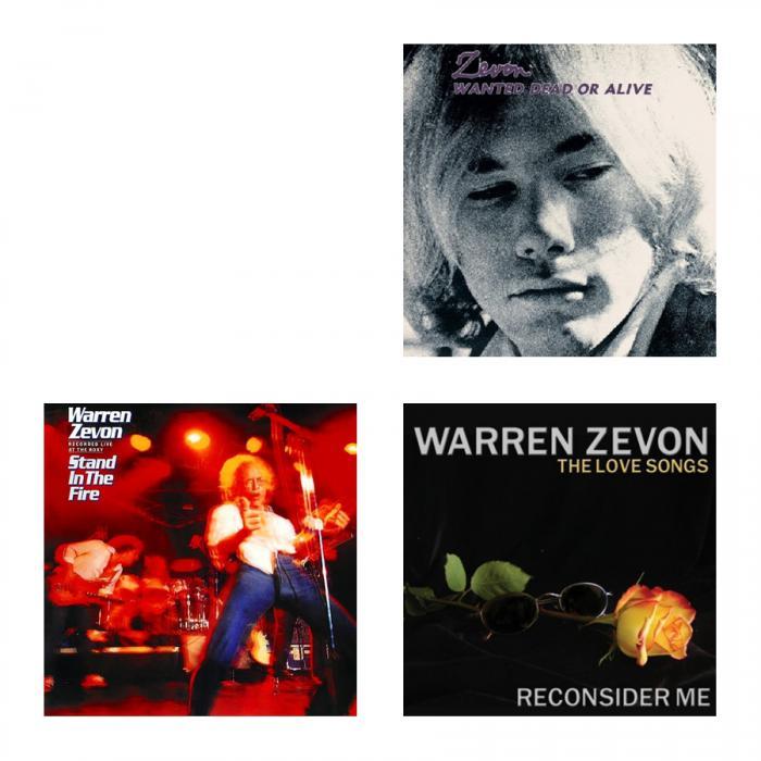 Warren Zevon - Reconsider Me