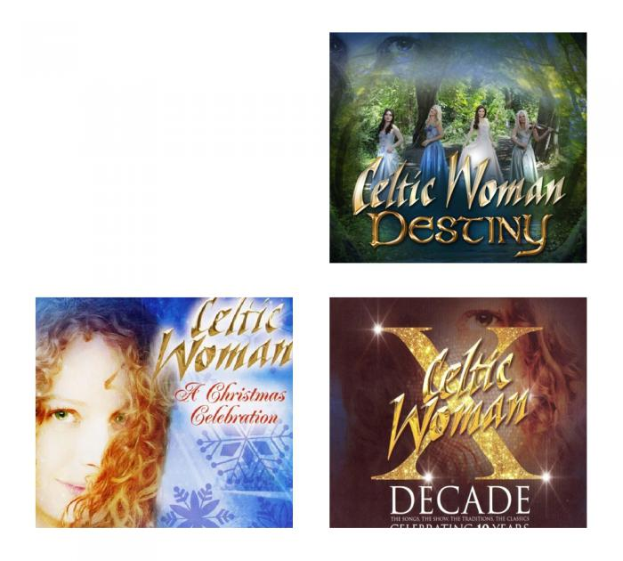 Celtic Woman - A New Journey album